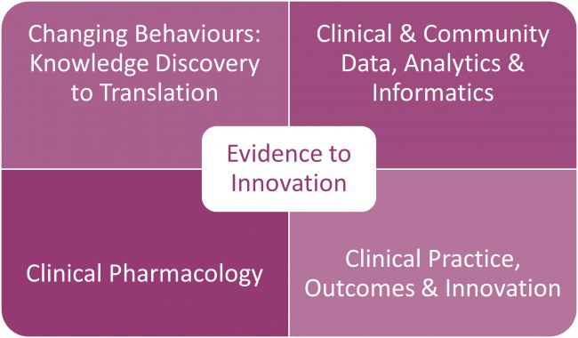 Evidence to Innovation research theme