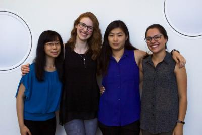 Harris Lab Research team