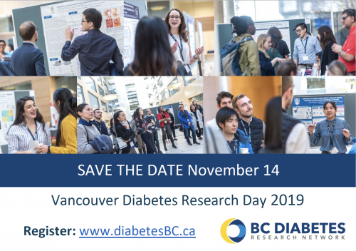 Save the date: VDRD 2019 - November 14