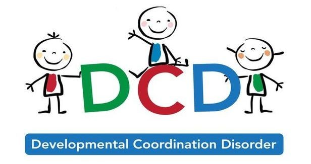 Developmental Coordination Disorder banner image DCD Kids