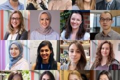 Recipients of 2019 Outstanding Achievement Awards and BCCHR Studentships and Fellowships